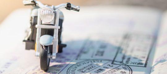 Contrat d'assurance pour une moto de collection
